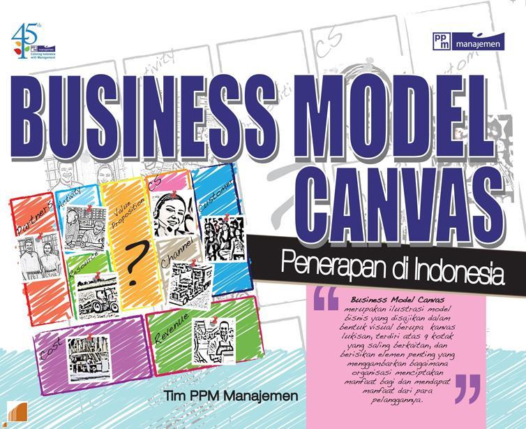 Business Model Canvas - Penerapan di Indonesia - SERAMBI KATA